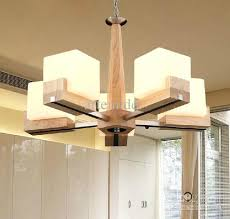 Wooden Chandelier Modern Glamorous 90 Modern Wood Chandelier Decorating Design Of