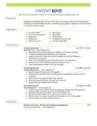 resume exles housekeeping cafeteria worker resume resume housekeeping resume sles