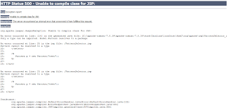 pattern java file java classnotfoundexception jsp stack overflow