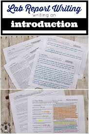 writing papers in biological sciences 169 best high school science with mrs lau images on pinterest do your students struggle when they write a lab report introduction this resource will help