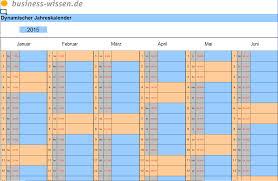 excel dynamischer jahrsakalender kalender