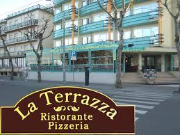 ristorante pizzeria la terrazza ristorante la terrazza ristoranti rivazzurra rimini