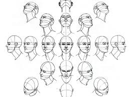 How To Draw Female Anatomy Best 25 Drawing Heads Ideas On Pinterest Drawing Cartoon People