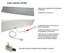 amazon com awoco super thin alloy case commercial indoor air