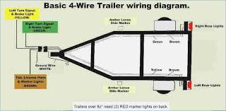 wiring diagram for utility trailer funnycleanjokes info