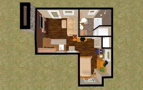 small house under 500 sq ft