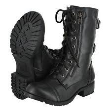womens boots ebay lace up boots ebay