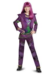 disney u0027s descendants 2 mal deluxe isle look child costume