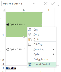 do my excel blog how to highlight an option button in excel when