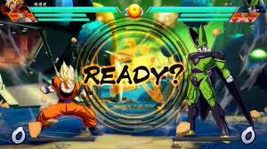 dragon ball fighterz demo gameplay 2 goku gohan golden frieza