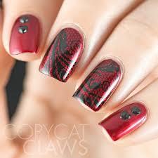 7 best nails moulin rouge images on pinterest corset nails