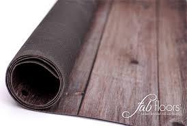 Hardwood Floor Mat Faux Wood Photography Floor Mat Faded Rainbow Wood Planks Roll