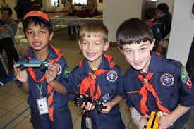 lexus nx derby boy scouts host pinewood derby at lexus of stevens creek journal