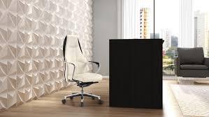 Oak Reception Desk Clinton Reception Desk In Black Oak With White Acrylic Front