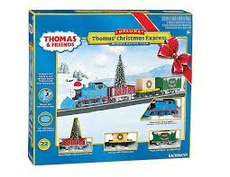 thomas u0027 christmas express ho scale 00721 235 00 bachmann