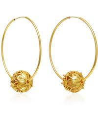 gala earrings shop women s mallarino earrings from 156 lyst