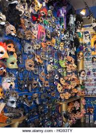 new orleans mask shop mask shop quarter new orleans stock photo royalty free