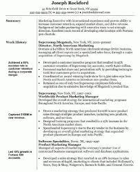award winning resume examples resume samples for sales and marketing inspiration decoration marketing manager resume format best resume sample