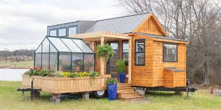 tiny homes country living