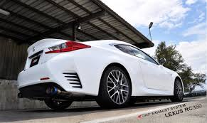 lexus rc jm lexus rc350 ark exhaust clublexus lexus forum discussion