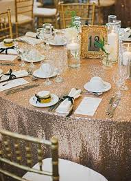 wedding tablecloth rentals discount wedding ideas tablecloth rental sequins and gatsby