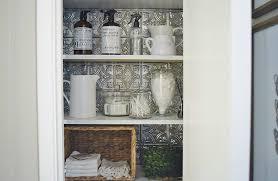 linen closet on trend linen closet upgrade with pvc tile