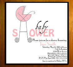 free printable baby shower invitations the cheap and effective