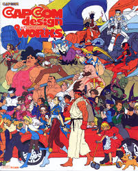 design works image capcom design works book front cover jpg resident