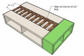 How To Build A Bed Frame With Storage Diy Storage Bed Frame My House My Homemy House My Home