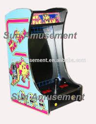 Ms Pacman Cabinet Ms Pac Man Mini Arcade Games Buy Mini Arcade Game Machine Mini