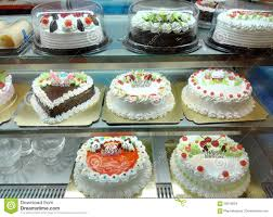 Cake Shop Cake Shop With A Variety Of Cakes Stock Photo Image 58318024
