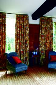Teal And Red Living Room by Curtains In Glendale Red Blue Mulberry Roedean Chair In Haslam
