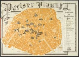 Germany Ww2 Map by History Of The Occupation Of Paris Map Issued To German Soldiers