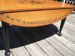 Saybrook Outdoor Furniture by Signed Hitchcock Black Harvest U201csaybrook U201d Coffee Table Hampshire