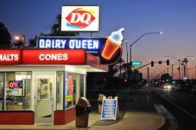 Dairy Queen Building Design The Best Vintage And New Neon Signs In Phoenix Mesa Tempe And