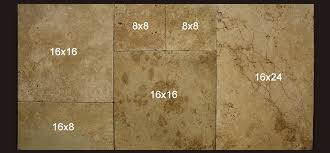 Paver Patterns The Top 5 Travertine