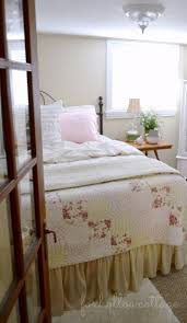 shabby cottage home decor shabby cottage bedroom with thrifted vintage touches cottage