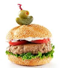 100 backyard burger recipe best burgers martha stewart