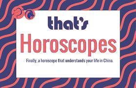 that u0027s horoscopes october 2017 u2013 thatsmags com