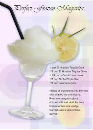 perfect frozen margarita ingredients 1 part el hombre tequila