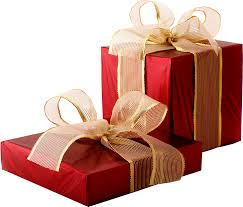 donations in lieu of gifts
