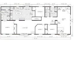 best 4 bedroom modular home ideas room design ideas triple wide homes 3 bedrooms with triple wide modular homes floor