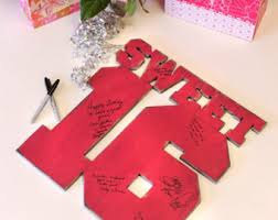 sweet 16 sign in book sweet 16 guest book etsy