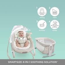 Bright Starts Comfort And Harmony Swing Ingenuity Our Brands Kids Ii