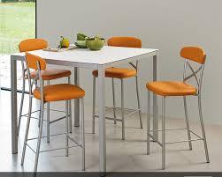 chaise de bar cuisine chaise de bar cuisine tabouret metal roma ixina design