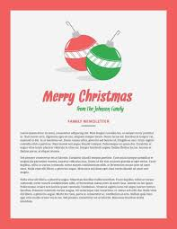 christmas family newsletter templates free 2017 business template
