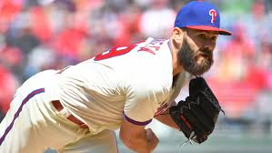 5 observations from jake arrieta s phillies debut nbc sports