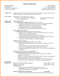 How To Create A Good Resume 10 Examples Of A Good Resume Resume Reference