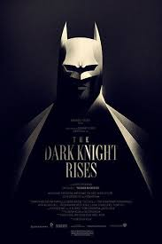 Dark Posters Olly Moss Creates Limited Edition Licensed The Dark Knight Returns