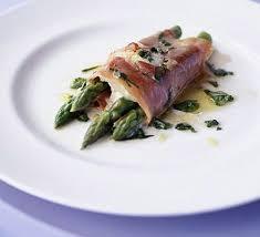 Simple Elegant Dinner Ideas Asparagus Mozzarella U0026 Prosciutto Starter For Friends Coming To